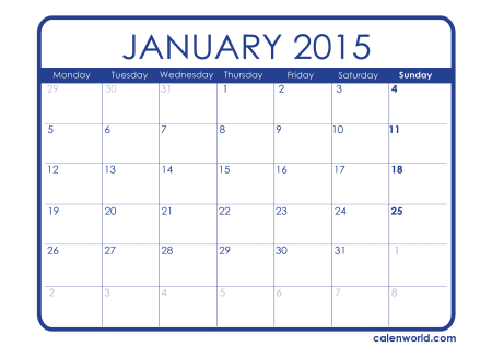 January-2015-printable-calendar